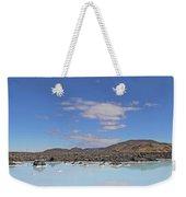 Iceland Popular Blue Lagoon  Weekender Tote Bag