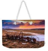 Iceland Sunset # 1 Weekender Tote Bag