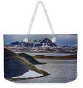 Icelandic Beauty Weekender Tote Bag