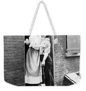Iceman & Housewife Weekender Tote Bag