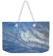 Icescapes 1 Weekender Tote Bag