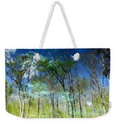 Ichetucknee Reflections Weekender Tote Bag