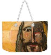 Icon Number Four Weekender Tote Bag