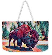 Icon Of The West Weekender Tote Bag