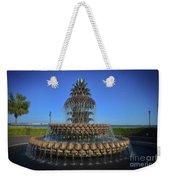 Iconic Pineapple Weekender Tote Bag