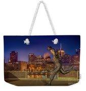 Iconic Pittsburgh Weekender Tote Bag