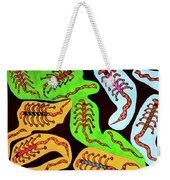 Icons Of The Serpent Age Rulers Weekender Tote Bag