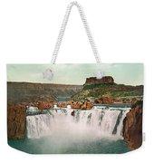 Idaho: Shoshone Falls Weekender Tote Bag