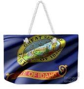 Idaho State Flag Weekender Tote Bag
