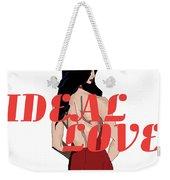 Ideal Love Cover Weekender Tote Bag