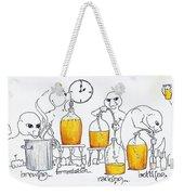 Ideas Brewing Weekender Tote Bag