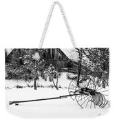 Idle Time - Waiting For Spring Weekender Tote Bag