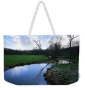 Idyllic Creek Weekender Tote Bag