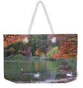 An Idyllic Autumn Weekender Tote Bag
