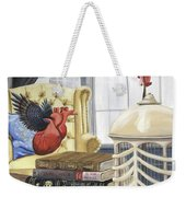 If Hearts Could Fly Weekender Tote Bag
