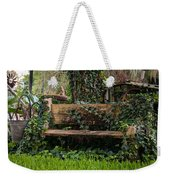 If I Could Tell A Story Weekender Tote Bag
