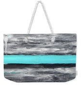 ...if The Sky Send A Message... Weekender Tote Bag