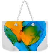 If The World Would Have Heart Weekender Tote Bag