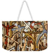If There Was No Savior Weekender Tote Bag