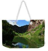 If You Seek Beauty In A River  Weekender Tote Bag