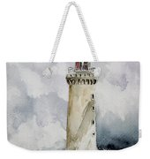 ighthouse Kereon Ouessant island Britain Weekender Tote Bag