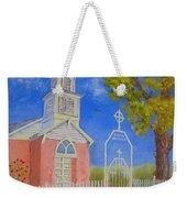 Iglesia De San Antonio Weekender Tote Bag