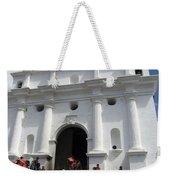 Iglesia De Santo Tomas Church Weekender Tote Bag