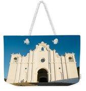 Iglesia San Andres Apostol - Apaneca 5 Weekender Tote Bag