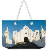 Iglesia San Andres Apostol - Apaneca Weekender Tote Bag