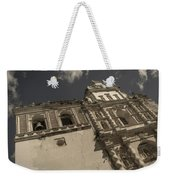 Iglesia San Francisco - Antigua Guatemala Xii Weekender Tote Bag
