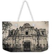 Iglesia San Jose El Viejo - Antigua Guatemala Weekender Tote Bag