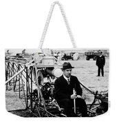 Igor Ivan Sikorsky Weekender Tote Bag
