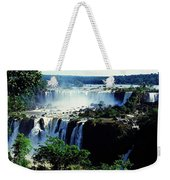 Iguacu Waterfalls Weekender Tote Bag