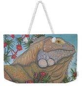 Iguana Iguana Weekender Tote Bag