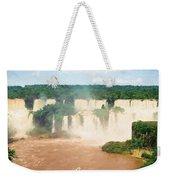 Iguazu Falls 2 Weekender Tote Bag