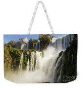 Iguazu Falls Weekender Tote Bag