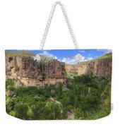 Ihlara Valley - Turkey Weekender Tote Bag