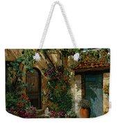 Il Giardino Francese Weekender Tote Bag by Guido Borelli