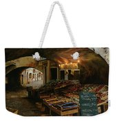 Il Mercato Francese Weekender Tote Bag