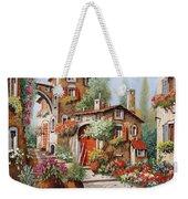 Il Villaggio Weekender Tote Bag