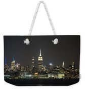 I'll Have A Manhattan To Go Weekender Tote Bag