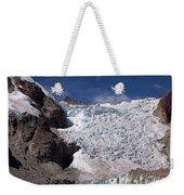 Illampu Glacier Weekender Tote Bag