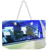 Illegal Aliens Entering The Us From Mexico 2 Weekender Tote Bag