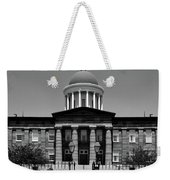Illinois Old State Capital Building Weekender Tote Bag