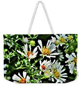 Illinois Wildflowers 3 Weekender Tote Bag
