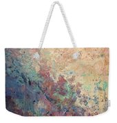 Illuminated Valley I Diptych Weekender Tote Bag