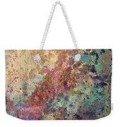Illuminated Valley II Diptych Weekender Tote Bag