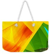 Illuminations 6 Weekender Tote Bag