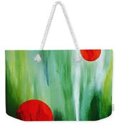 Illusion Of Light  Weekender Tote Bag