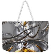 Illusions Abstract Weekender Tote Bag